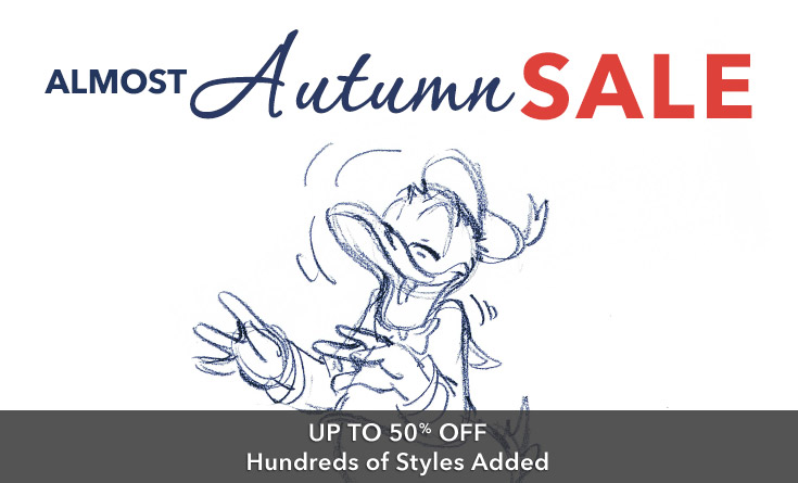 Almost Autumn Sale