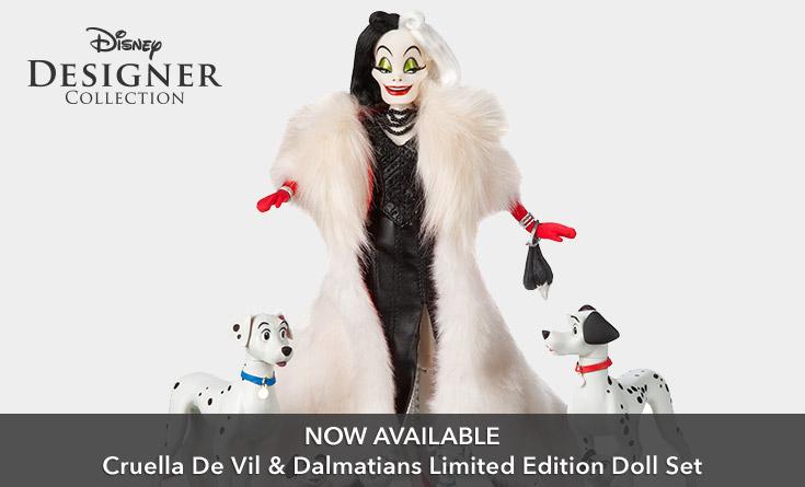Designer Dolls