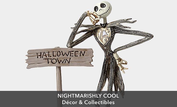 Halloween Decor & Collectibles