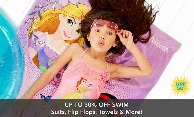 Up to 30% Off Swim