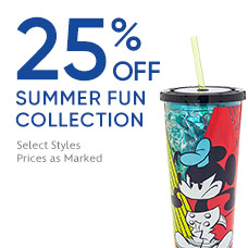 25% Off Summer Fun