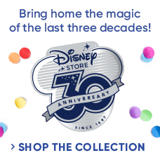 Disney Store 30th Anniversary Collection