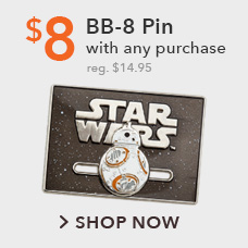BB-8 Pin | $8 with any purchase