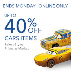 Up to 40% Off Cars