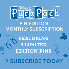 Park Pack Pin Edition