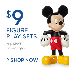 $9 Figure Play Sets