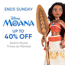 Up to 40% Off Moana | Select Styles | Prices as Marked