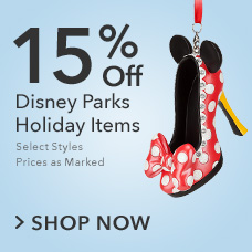 15% Off Disney Parks Holiday
