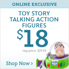 Toy Story Action Figures - $18 Each - reg. $29.95 - Shop Now
