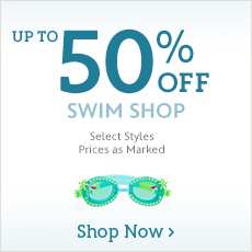 Up to 50% Off Swim Shop - Select Styles - Prices as Marked - Shop Now